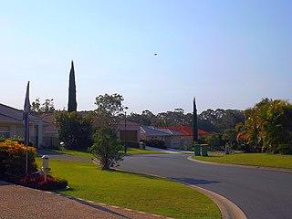 Reedy Creek, Queensland Suburb of Gold Coast, Queensland, Australia