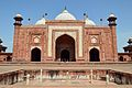 Assembly Hall with Fountain - Western View - Taj Mahal Complex - Agra 2014-05-14 3811.JPG