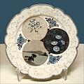 Assiette en porcelaine de Sèvres (musée des arts décoratifs) (3685851617).jpg