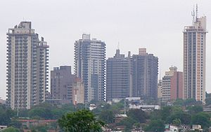 Economy of Paraguay - Asunción is the capital and largest city of Paraguay
