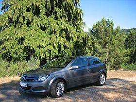 Image illustrative de l'article Opel Astra H