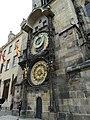 Astronomical clock. Prague. Czech Republic. Астрономические часы. Прага. Чехия - panoramio.jpg