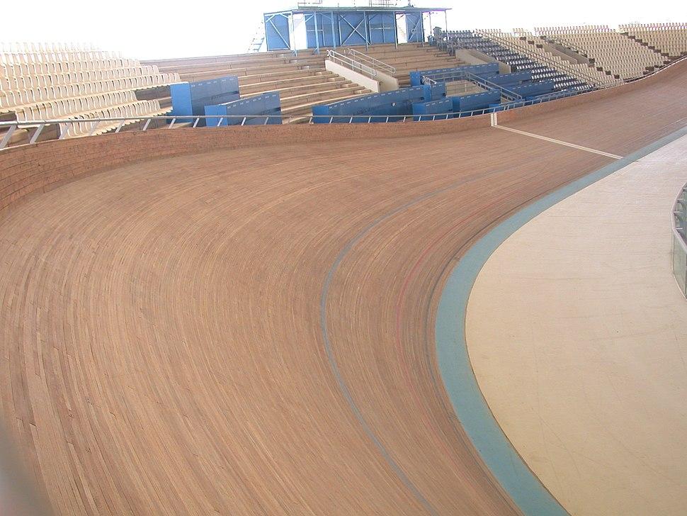 Athens velodrome