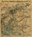 Attack on Ft. Pulaski Savannah, Georgia, April 1862. LOC gvhs01.vhs00277.tif