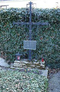 Auden's grave.JPG