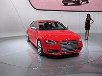Audi S4 at NAIAS 2012 (6683725059).jpg