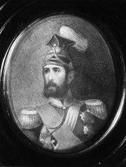 August, 1831-1873, prins av Sverige och Norge