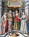 Augustins - Les quatre fonctions du capitoulat toulousain - Jacques Boulbène RO 29.jpg