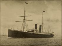 Aurania (ship, 1883) - Cassier's 1895-09.png