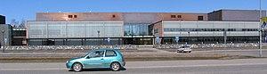 University of Eastern Finland - The main building of Joensuu campus.