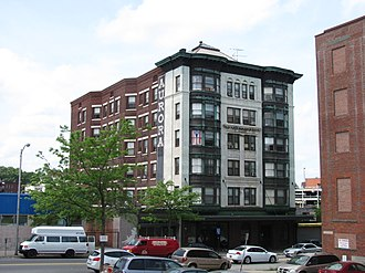 Aurora Hotel (Worcester, Massachusetts) - Aurora Hotel