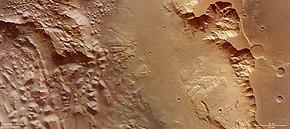 恒河峡谷 (火星)