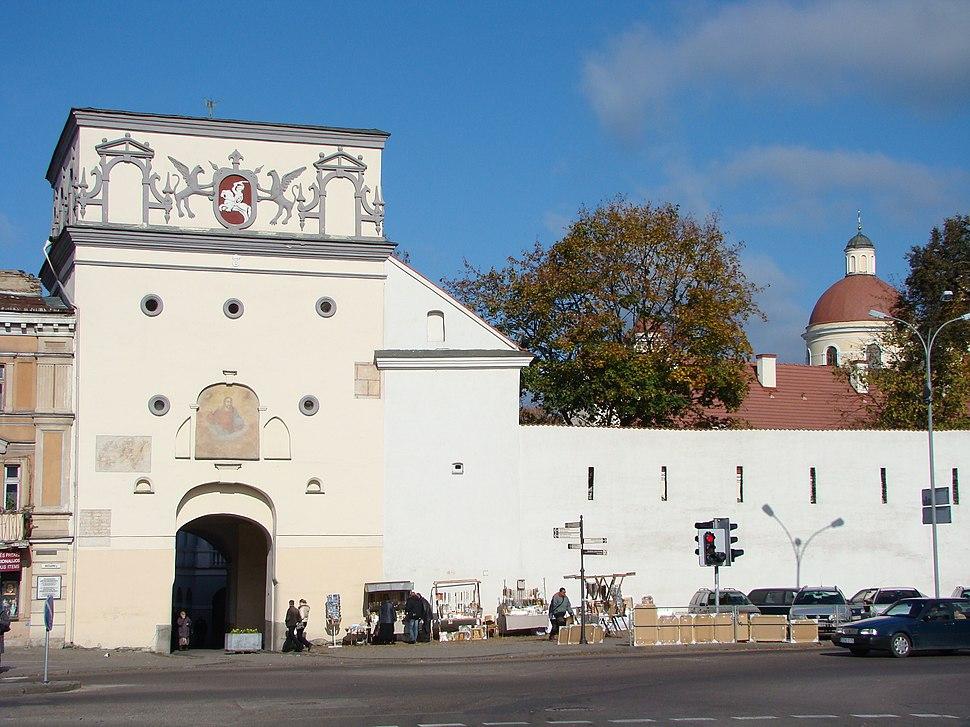 Aushros vartai (Gate of Dawn)
