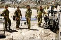 Australian Army Col. Simon Stuart, center right, the commander of Combined Team Uruzgan, inspects the gym at Forward Operating Base Hadrian, Uruzgan province, Afghanistan, May 30, 2013 130530-O-MD709-089.jpg