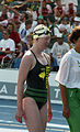 Australian swimmer at the Barcelona 1992 Paralympic Games.jpg
