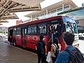 Autobús entre terminales 1 y 2, Aeropuerto de la Ciudad de México.jpg
