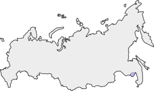 Outline Of Russia Wikipedia - Russia on map
