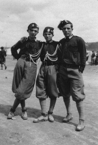 Knickerbockers (clothing) - Knickerbockers