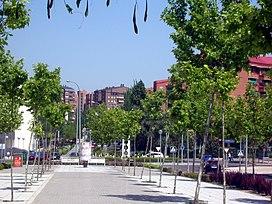 Avenida Encuartes