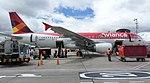Aviones Aeropuerto El Dorado de Bogotá jul 2017 (4).jpg