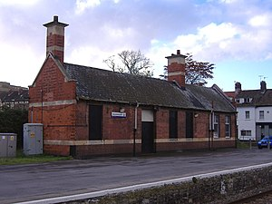 Avonmouth - Avonmouth station.