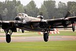 Avro Lancaster - RIAT 2012 (7851950754).jpg