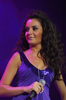 Aysel Teymurzadeh Azerbaijani singer