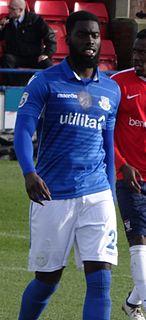Ayo Obileye English footballer