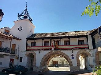 Borox - Image: Ayuntamiento de Borox