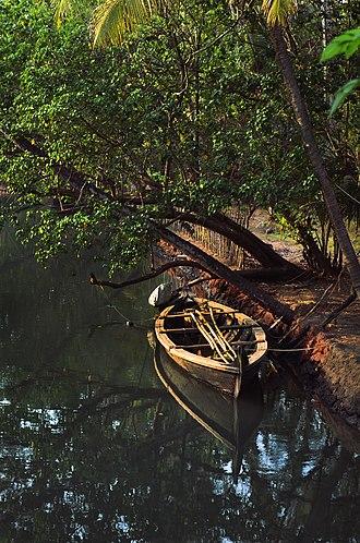 Azhikode, Thrissur - Boat in Azhikode