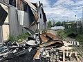 Bâtiment du Let Fitness (Beynost, France) en mai 2019 après incendie - 00005.jpg