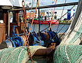 Büsum haven, shrimp boats (01).jpg