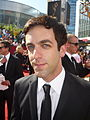 B.J. Novak at the 2009 Emmy Awards.jpg