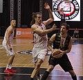 BC vs Flyers (ABL) Stazic Hubalek Lamesic 01.jpg