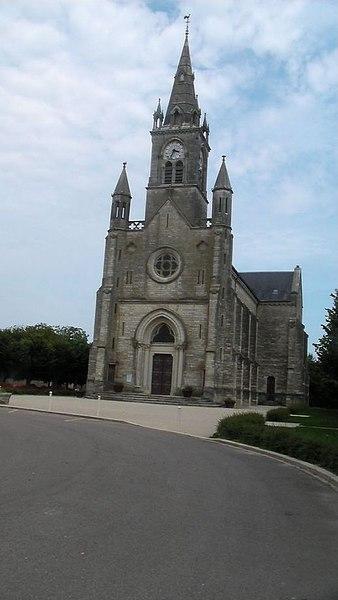 église de BEIRE LE CHATEL