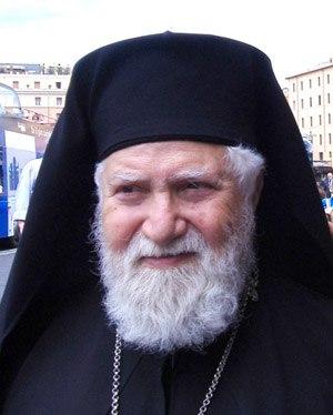 Melkite Christians in Lebanon - Image: BISHOP john adel elya