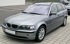 BMW E46 Touring front 20080612.jpg