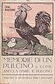 Baccini - Memorie di un pulcino, Bemporad & Figlio, Firenze, 1918 (page 1 crop).jpg