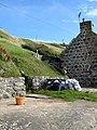 Backyard in Crovie - geograph.org.uk - 1060432.jpg