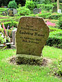 Bad Doberan Friedhof Grab Ludwig Bang 2011-08-31.jpg