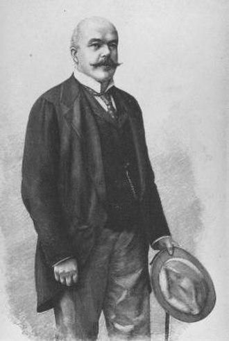 Badeni - Count Kasimir Felix Badeni