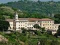 Badia dei Frati Passionisti - vista dal retro - panoramio.jpg