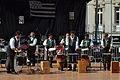 Bagad Plougastell Morlaix 2013 percussions.JPG