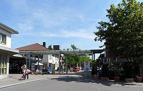 Bahnhof von Lyss