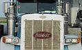 Bakersfield, (CA) Truck Peterbilt at Flying J Travel Plaza (5).jpg