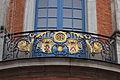 Balconie of the Capitole de Toulouse 17.JPG
