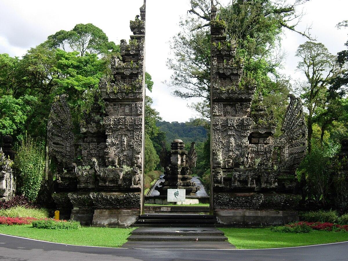 Bali botanic garden wikidata for Gardening tools jakarta
