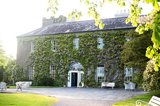 Ballymaloe House - Image: Ballymaloe House