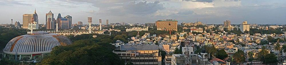 Bangalore Panorama edit1