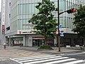 Bank of Tokyo-Mitsubishi UFJ Okayama Branch and Okayamaekimae Branch.jpg